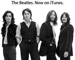 The Beatles. Now on iTunes